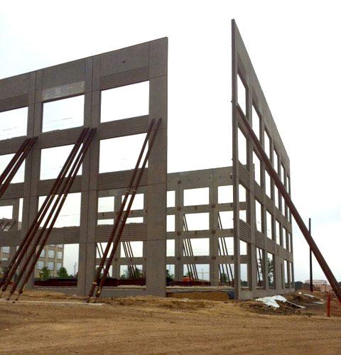 La Contera West Ridge Phase II Office - full size image